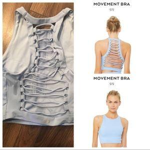 31dead1f88 ALO Yoga Other - ALO yoga movement bra. XS. Uv blue.